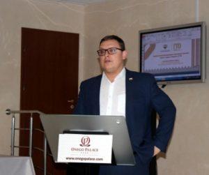 Александр Карпов, руководитель Департамента внедрения комплекса ГТО Дирекции спортивных и социальных проектов